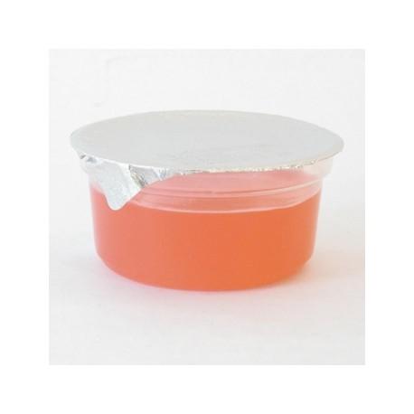 FRAISE (24 pots) édulcorée ferme eau gélifiée.