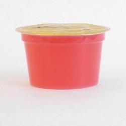GRENADINE (24 POTS) édulcorée ferme eau gélifiée