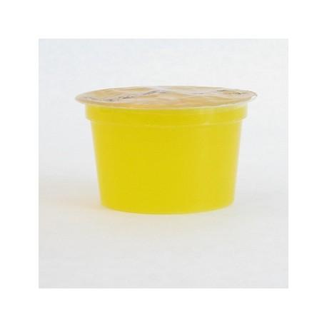CITRON (24 pots) édulcoré ferme eau gélifiée