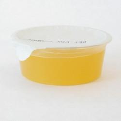 ORANGE (24 pots) ferme eau gélifiée.