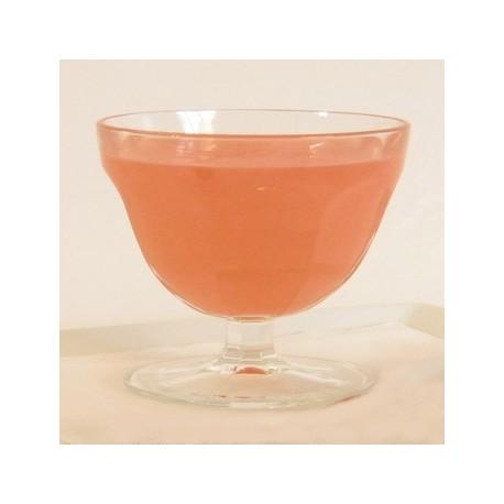 FRAISE (pour 5 x1l) édulcorée ferme eau gélifiée