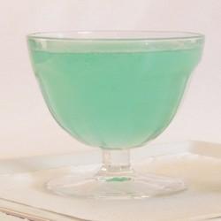 MENTHE (pour 5 x1l) édulcorée souple eau gélifiée