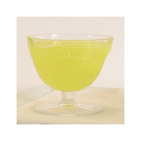 CITRON (pour 5 x1l) édulcorée souple eau gélifiée