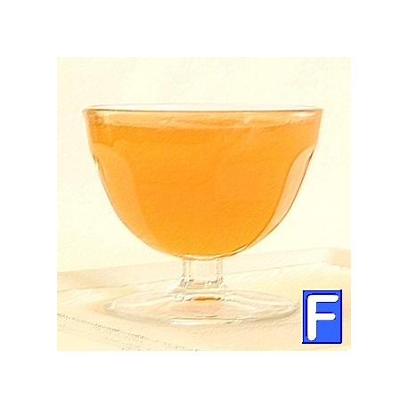 MANDARINE (pour 5x 1litre) ferme eau gélifiée